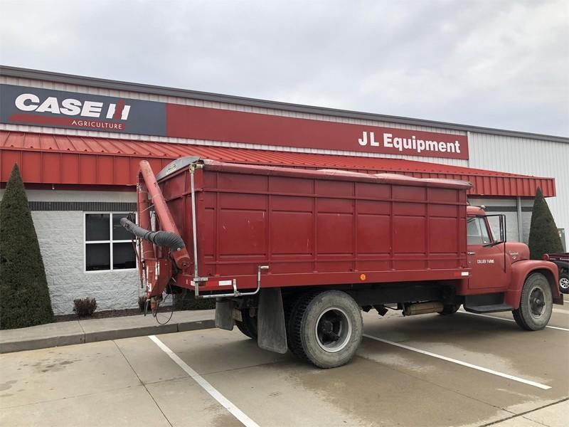 Used International 1600 Semi Trucks for Sale | Machinery Pete