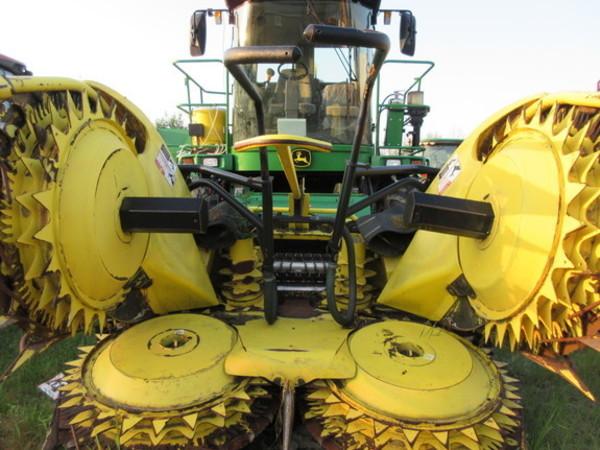2013 John Deere 778 Forage Harvester Head