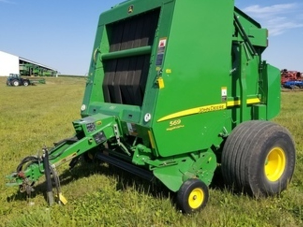 Used Round Balers for Sale   Machinery Pete