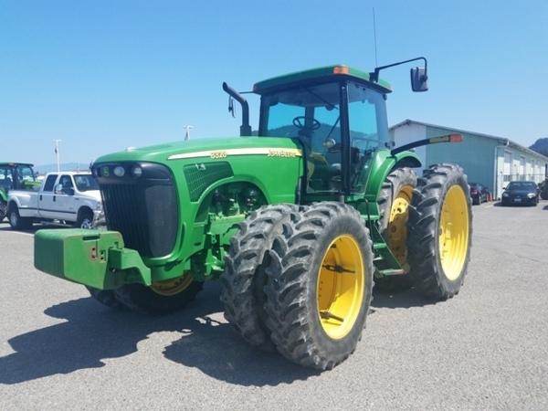 2002 John Deere 8320 Tractor
