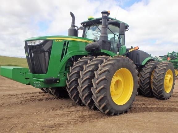 2018 John Deere 9620R Tractor