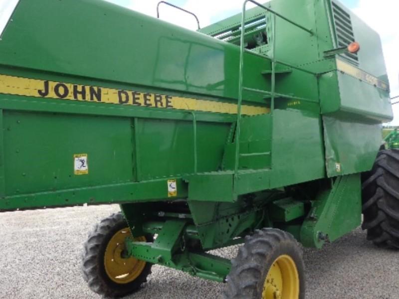 1990 John Deere 4435 Combine