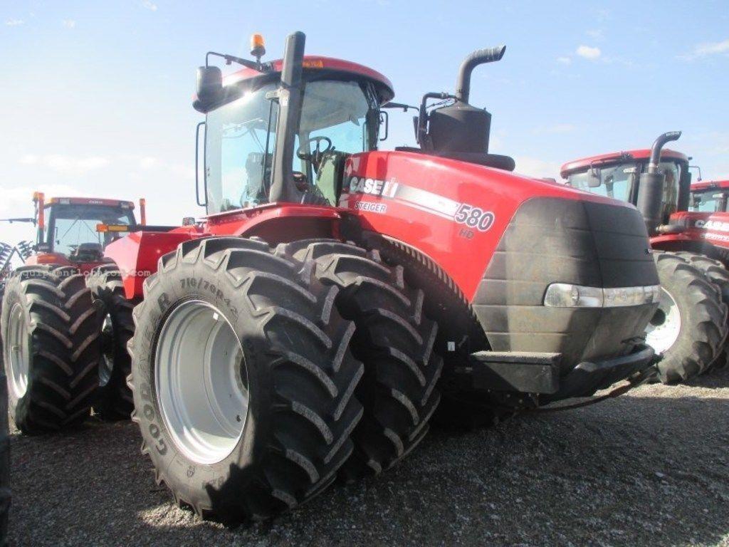 2016 Case IH Steiger 580 HD Tractor