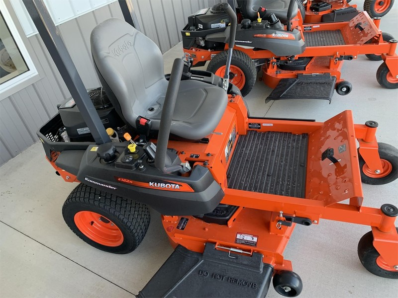 Used Kubota Z122RKW Lawn and Garden for Sale | Machinery Pete