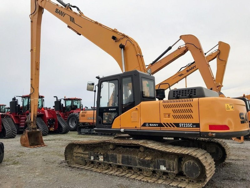 2015 Sany SY235C LC Excavators and Mini Excavator