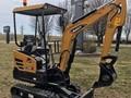 2017 Sany SY16C Excavators and Mini Excavator