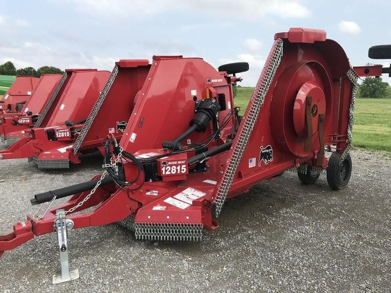 Used Bush Hog 12815 Batwing Mowers for Sale | Machinery Pete