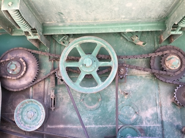 2011 Kelley Manufacturing 3376 Peanut