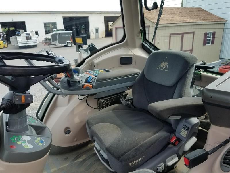 2011 Fendt 930 Vario TMS Tractor
