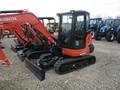 Kubota KX040-4 Excavators and Mini Excavator
