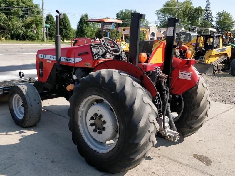 2003 Massey Ferguson 451 Tractor