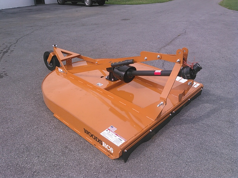 Used Woods RC6 Rotary Cutters for Sale | Machinery Pete