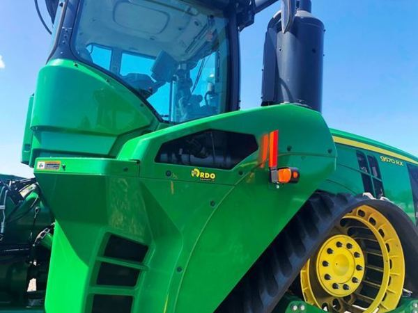 2016 John Deere 9570RX Tractor