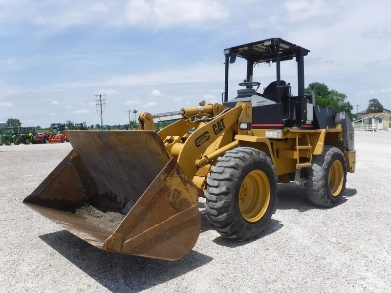 Caterpillar 914G Wheel Loader