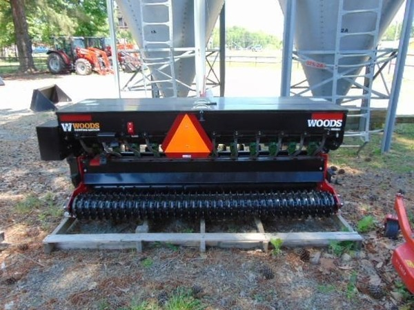 Used Woods PSS84 Drills for Sale | Machinery Pete