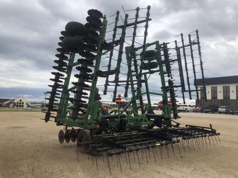 2008 Summers Manufacturing SuperCoulter Vertical Tillage