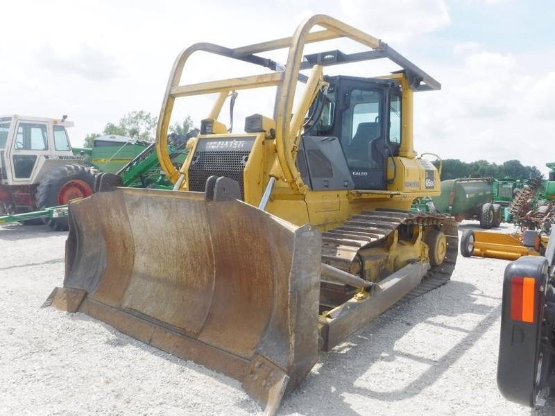 Used Komatsu D65EX-15 Dozers for Sale | Machinery Pete