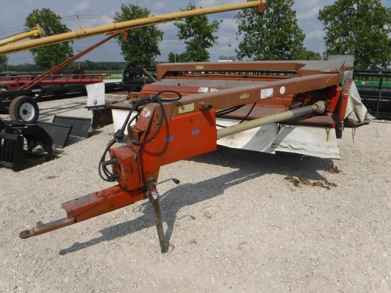 Used Kuhn Mower Conditioners for Sale   Machinery Pete