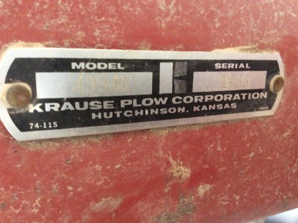 Krause 4994N Disk