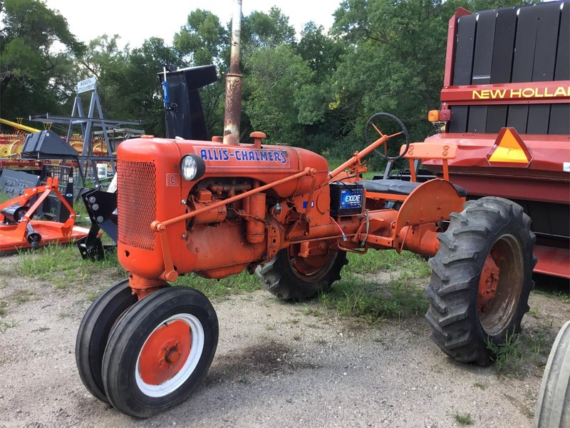 Used Allis Chalmers C Tractors for Sale | Machinery Pete