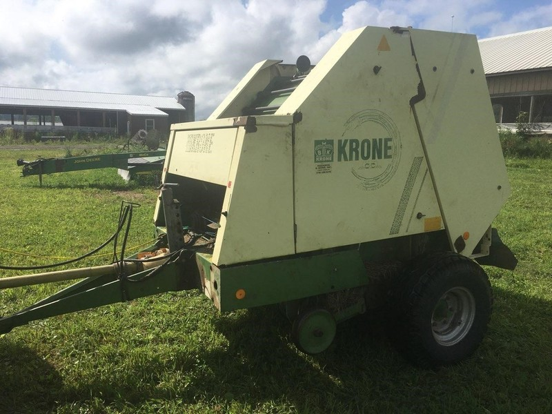 Used Krone Round Balers for Sale | Machinery Pete