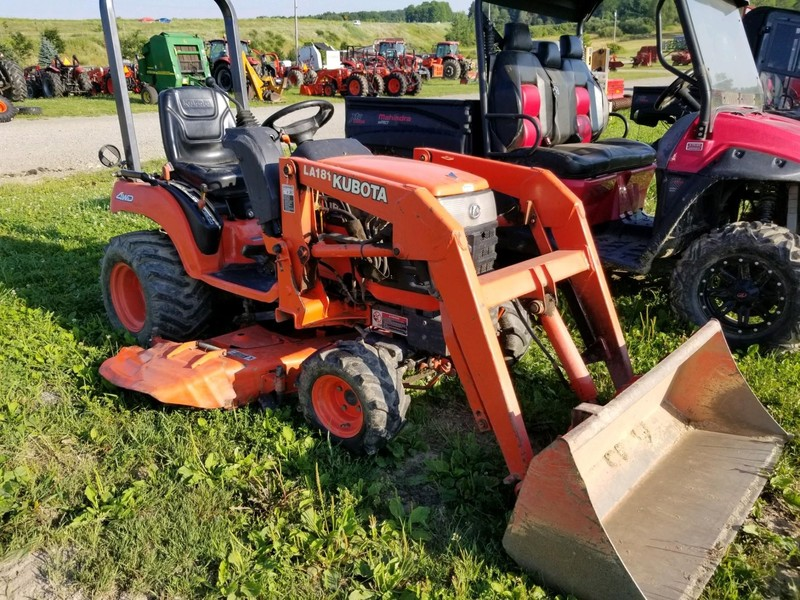 Used Kubota BX1500 Tractors for Sale | Machinery Pete