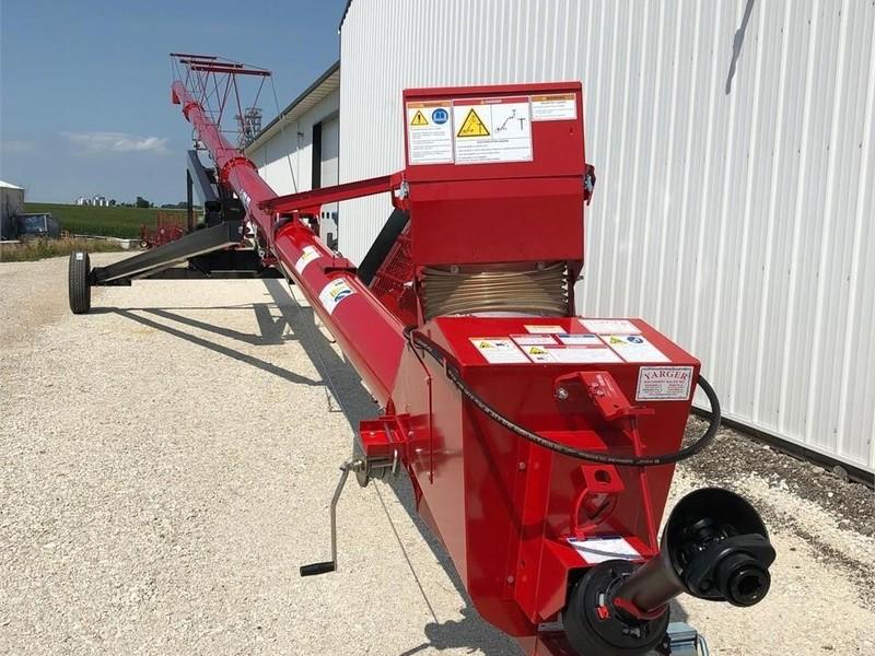 Wheatheart X100-73 Augers and Conveyor
