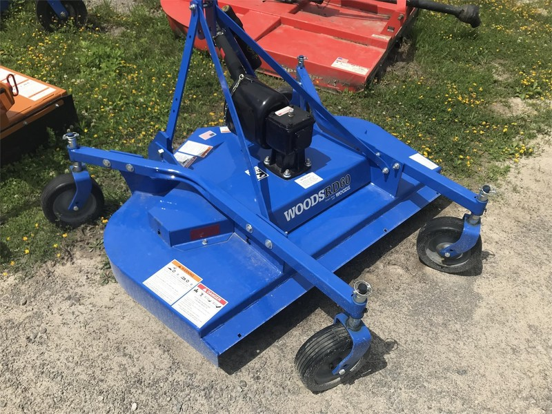 Used Woods RD60 Rotary Cutters for Sale | Machinery Pete