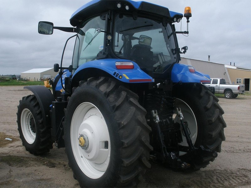 2018 New Holland T6.175 Tractor
