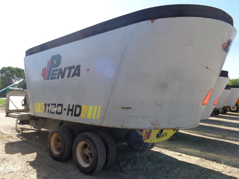 2007 Penta 1120HD Grinders and Mixer