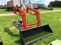 Kioti KL6010 Loader and Skid Steer Attachment