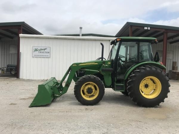 John Deere 5083E Tractors for Sale | Machinery Pete