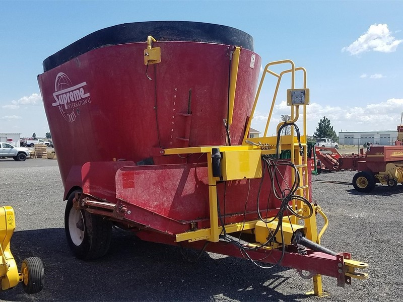 2014 Supreme International 700T Grinders and Mixer