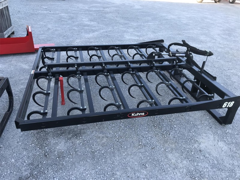 Used Kuhns Manufacturing Loader and Skid Steer Attachments
