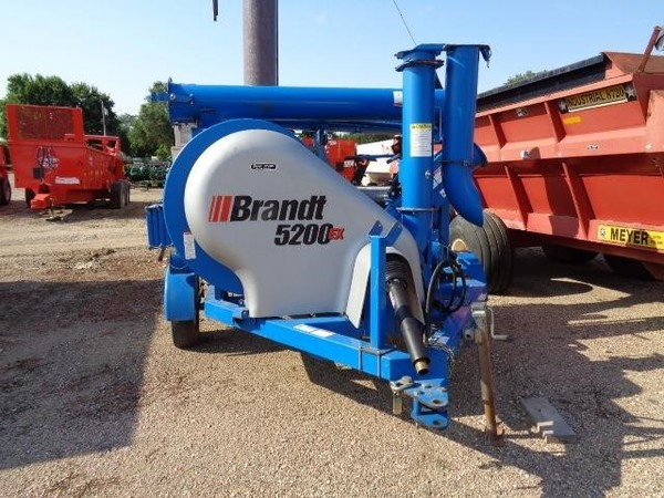 Used Brandt Grain Vacs for Sale | Machinery Pete