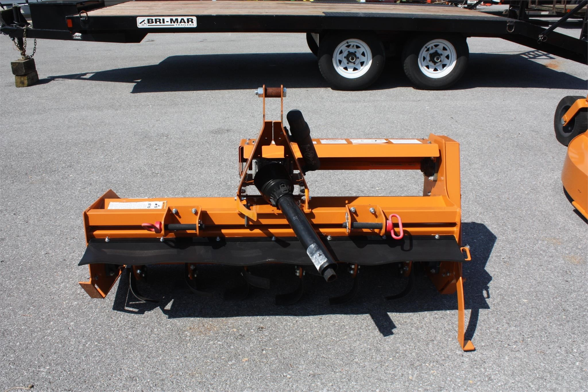 Woods TSR52 Mulchers / Cultipacker
