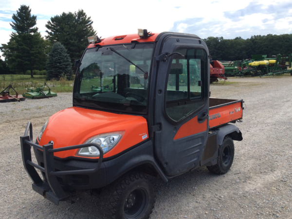 Used Kubota RTV1100 ATVs and Utility Vehicles for Sale