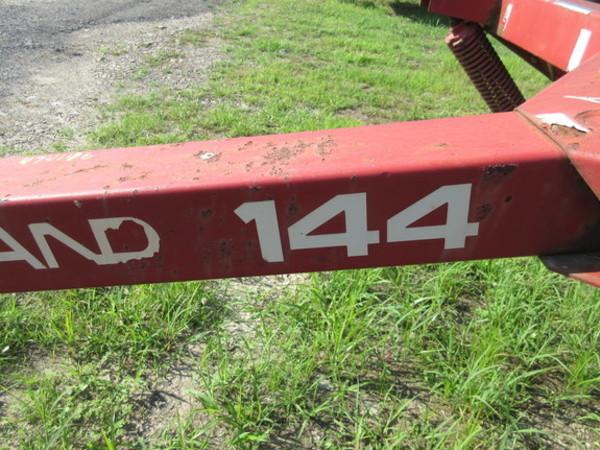 New Holland 144 Inverter