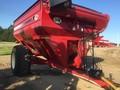 2012 J&M 875 Grain Cart
