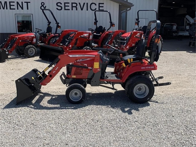 Used Massey Ferguson Tractors Under 40 HP for Sale