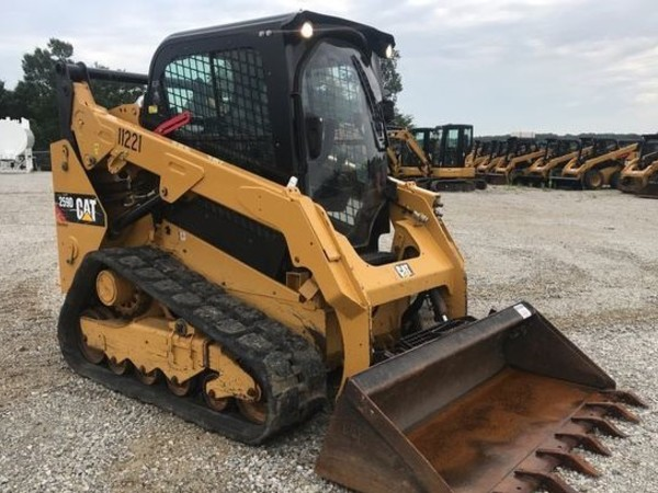 Used Caterpillar 259D Skid Steers for Sale | Machinery Pete