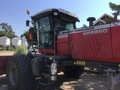 2015 Massey Ferguson WR9860 Self-Propelled Windrowers and Swather