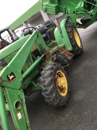 1995 John Deere 6300L Tractor