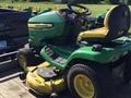 2009 John Deere X340 Lawn and Garden
