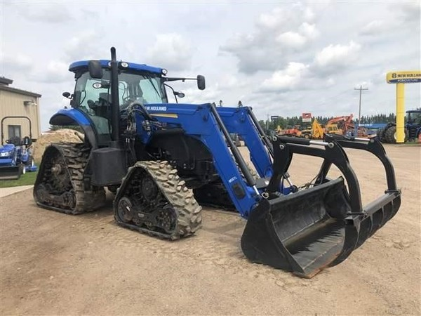 2013 New Holland T7.170 Tractor