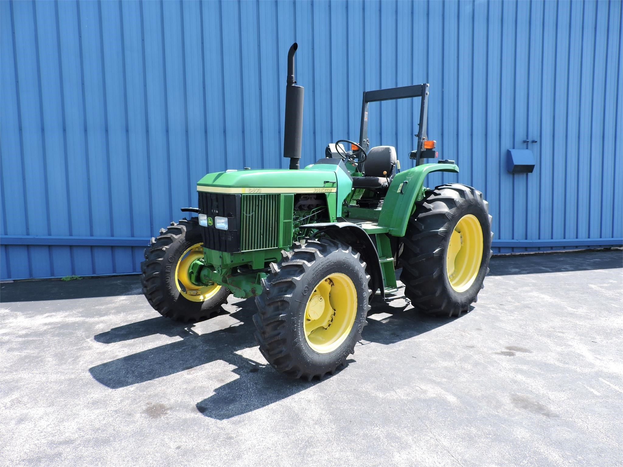 2003 John Deere 6403 Tractor