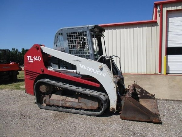 Used Takeuchi Skid Steers for Sale | Machinery Pete