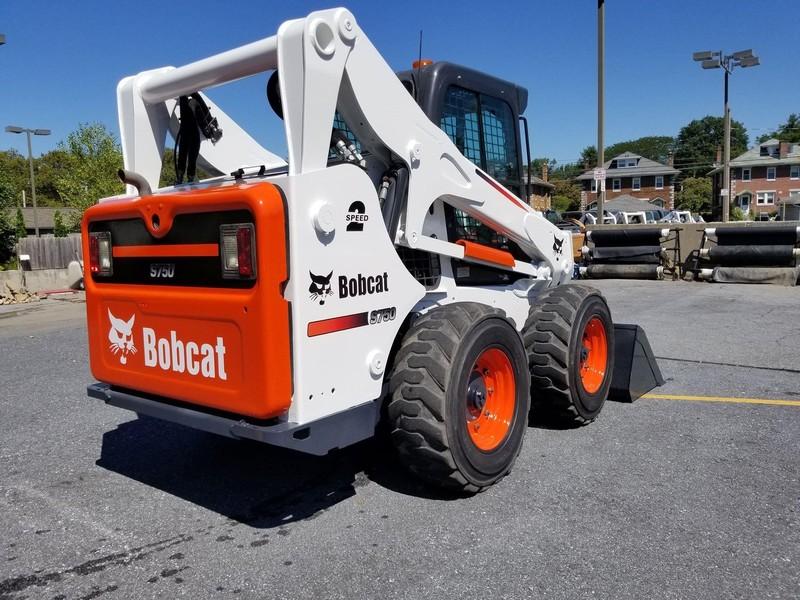 2014 Bobcat S750 Skid Steer