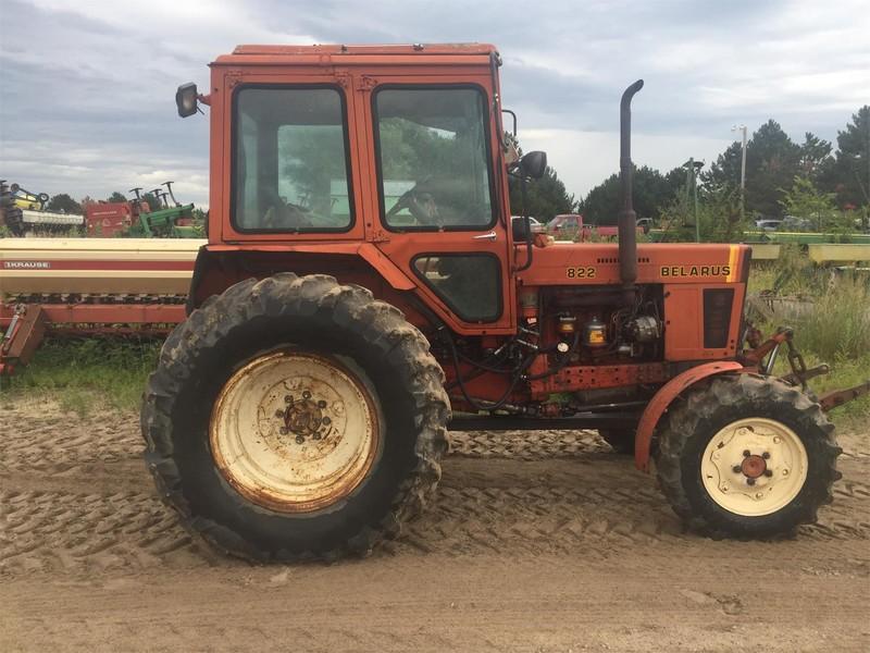 Belarus 822 Tractor
