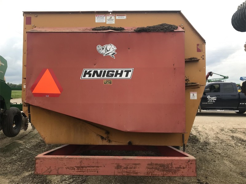 Knight 3550 Grinders and Mixer
